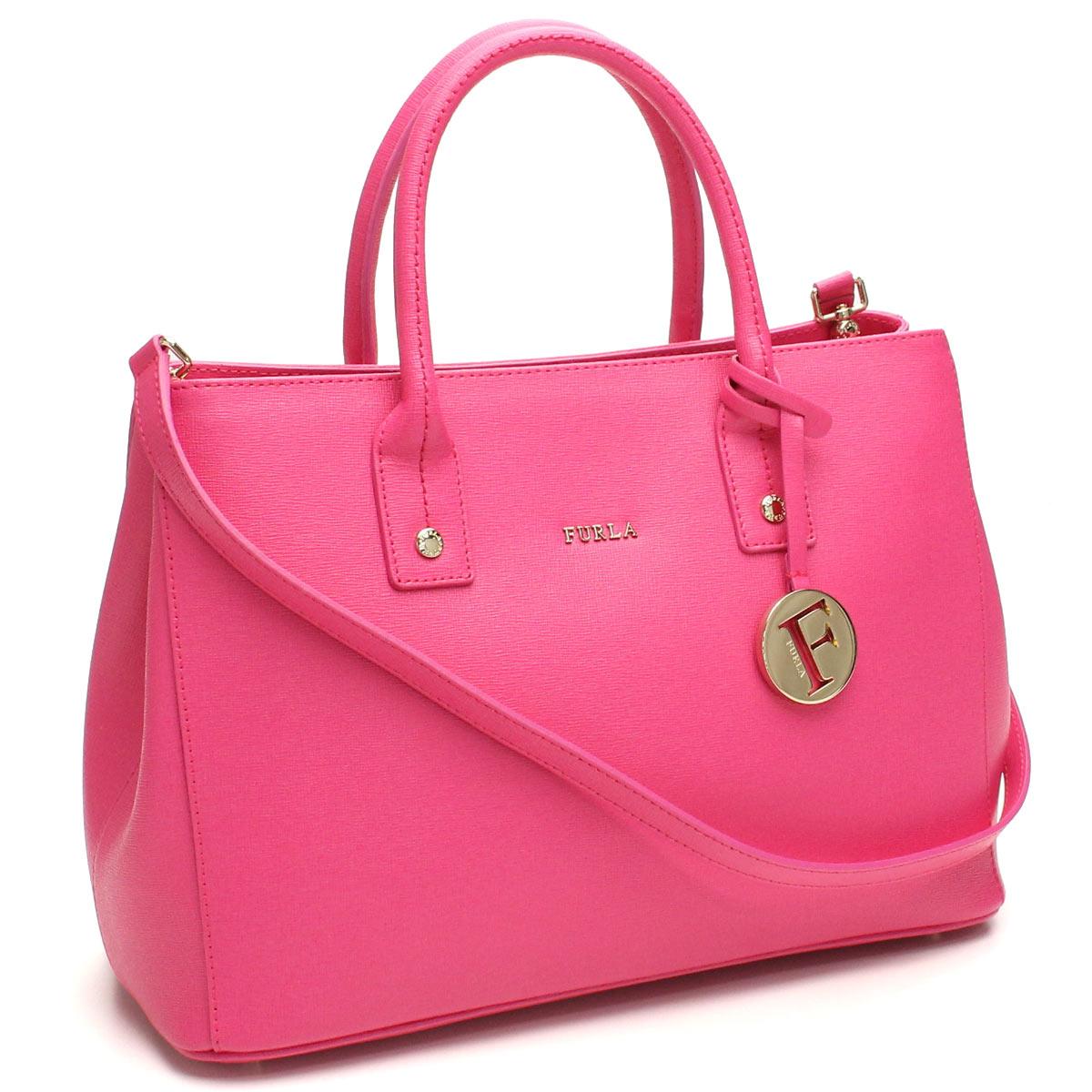 후르라(FURLA) LINDA 토트 백 BDR5 777385 B30 PNK PINKY 핑크계