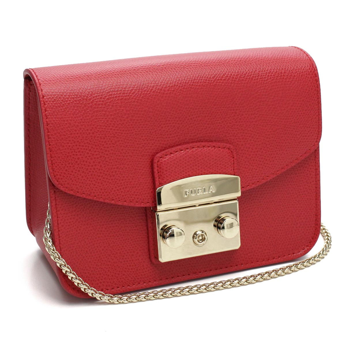 e87cff4fc59c2 Bighit The total brand wholesale  フルラ FURLA METROPOLIS MINI CROSSBODY  metropolis mini-crossbody bag BGZ7 851170 ARE RUB RUBY red system
