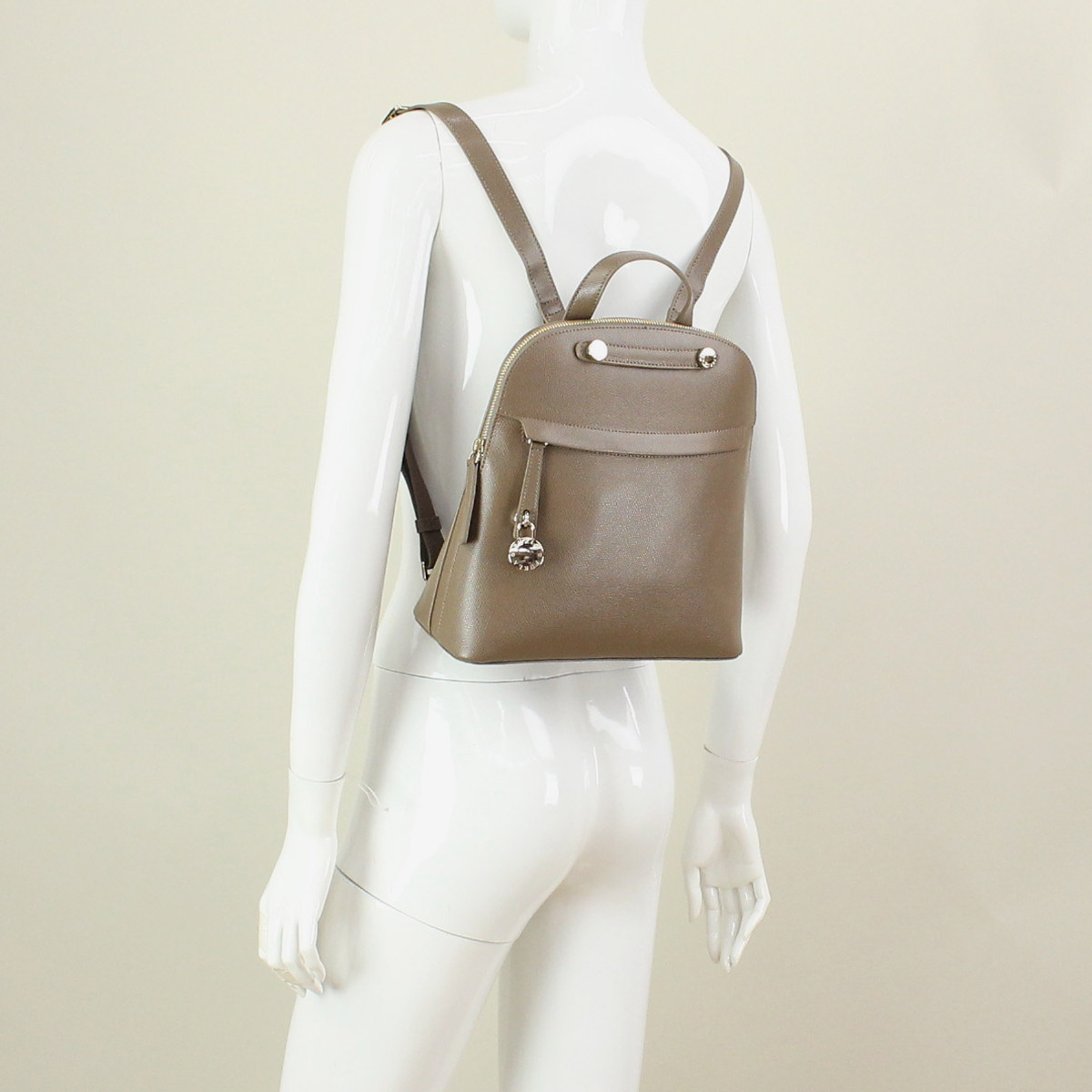 FURLA (FURLA) PIPER Luc BHT7 835563-ARE-DAI COLOR DAINO Brown( taxfree/send by EMS/authentic/A brand new item )