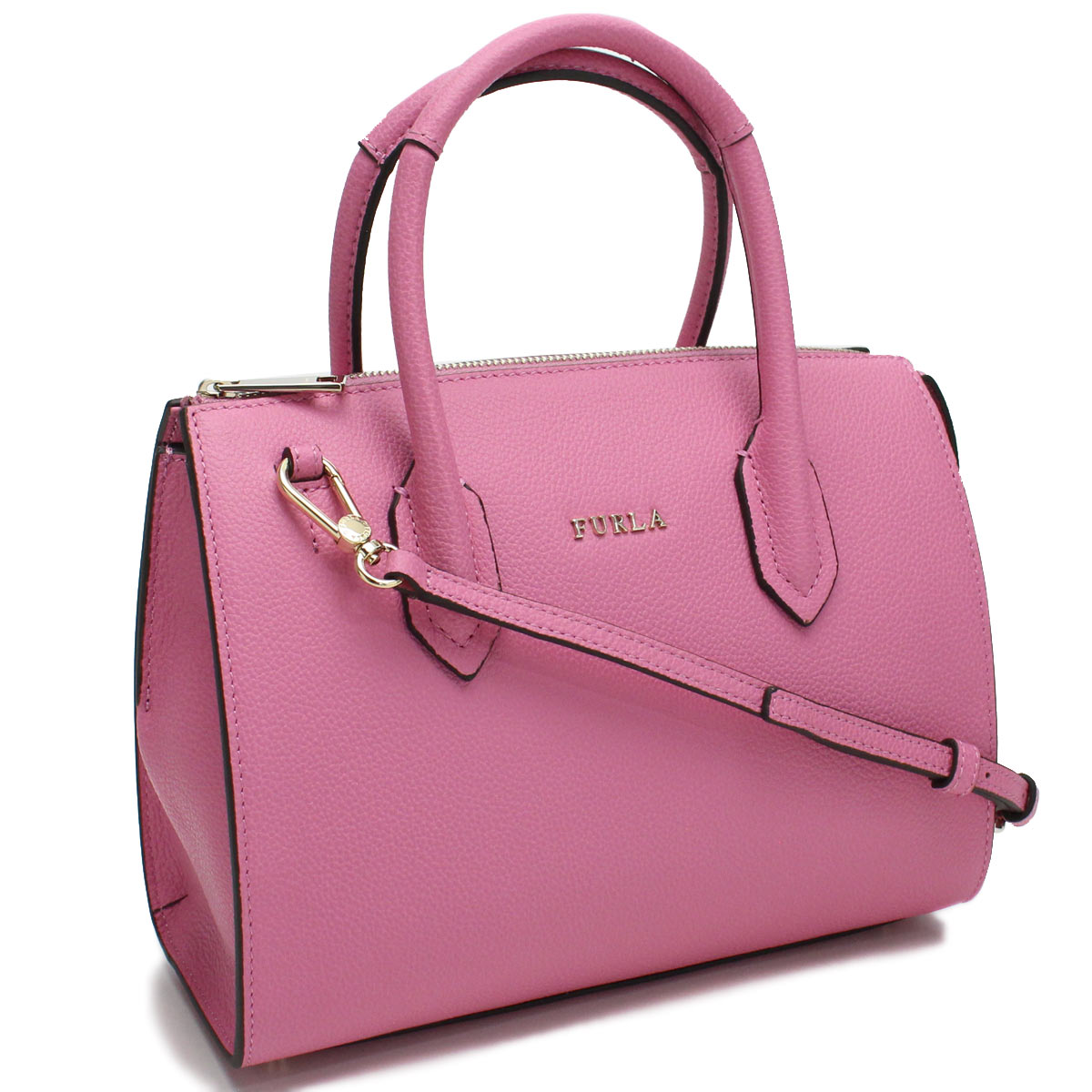 Hit The Total Brand Whole フルラ Furla Bag Pin Handbag Bmn1 924713 Oas Or9 Orchidea Pink System Rakuten Global Market