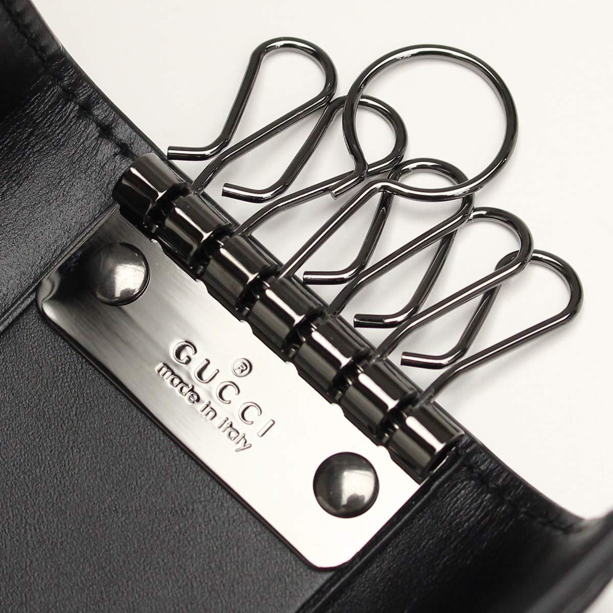 ed45860c90f Bighit The total brand wholesale  Gucci (GUCCI) MEN BAR 6 key holder ...