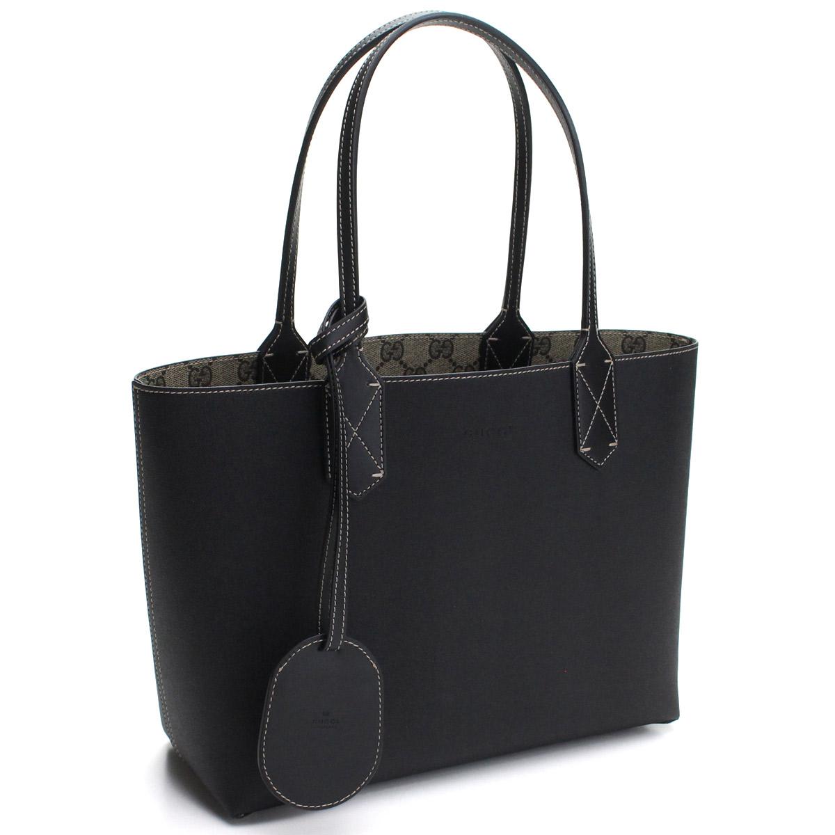 9212058697172f Bighit The total brand wholesale: Gucci GUCCI reversible tote bag 372613  A9810 9769 black / beige system | Rakuten Global Market