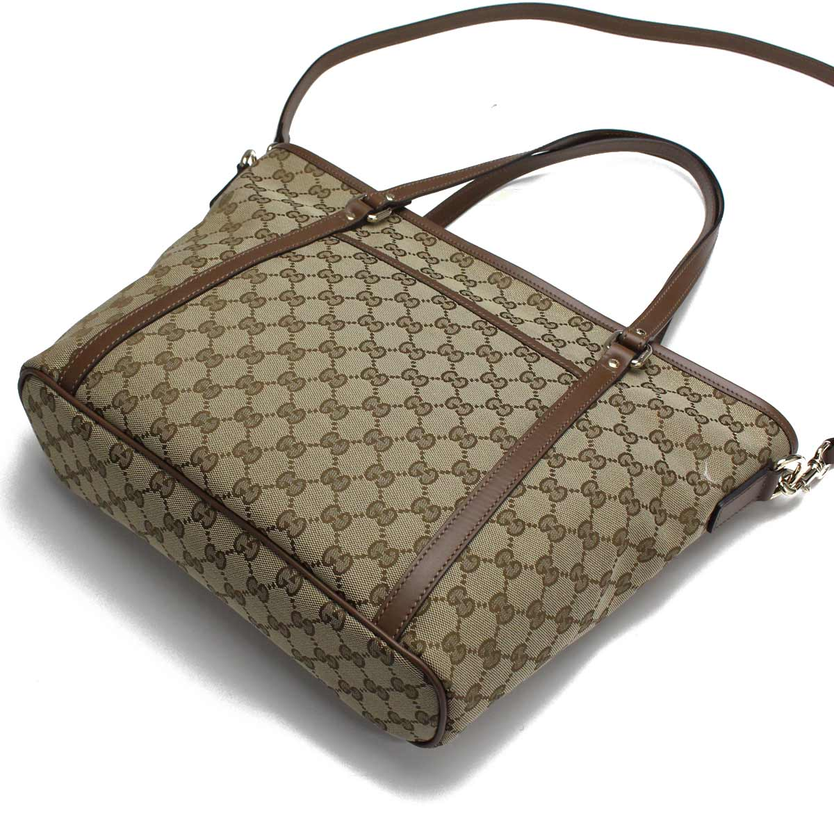 04c607012331 Bighit The total brand wholesale: Gucci GUCCI GG canvas 2way tote ...
