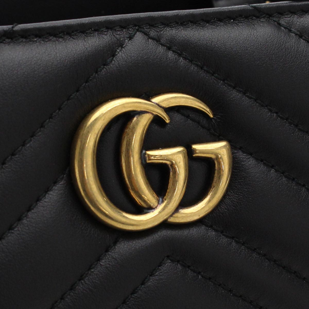 48f97814a5b Bighit The total brand wholesale  Gucci (GUCCI) GG MARMONT 2way ...