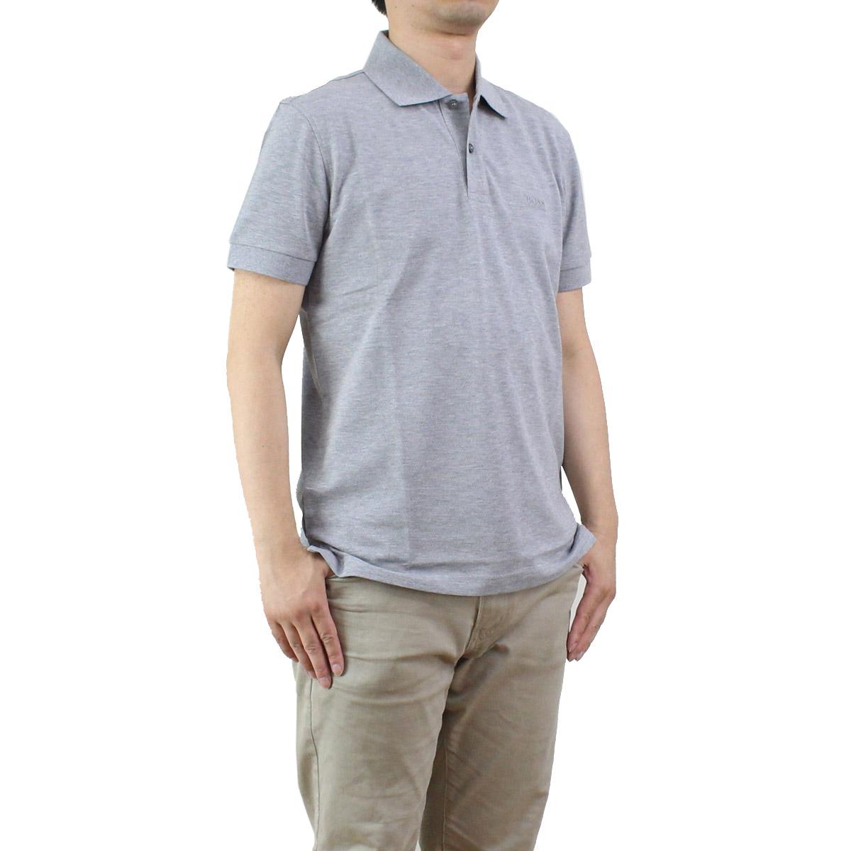 a4f04381 Bighit The total brand wholesale: Hugo boss (HUGO BOSS) C-FIRENZE/LOGO C-  Florence men polo shirt 50292333 10108581 059 gray system (golf wear) |  Rakuten ...