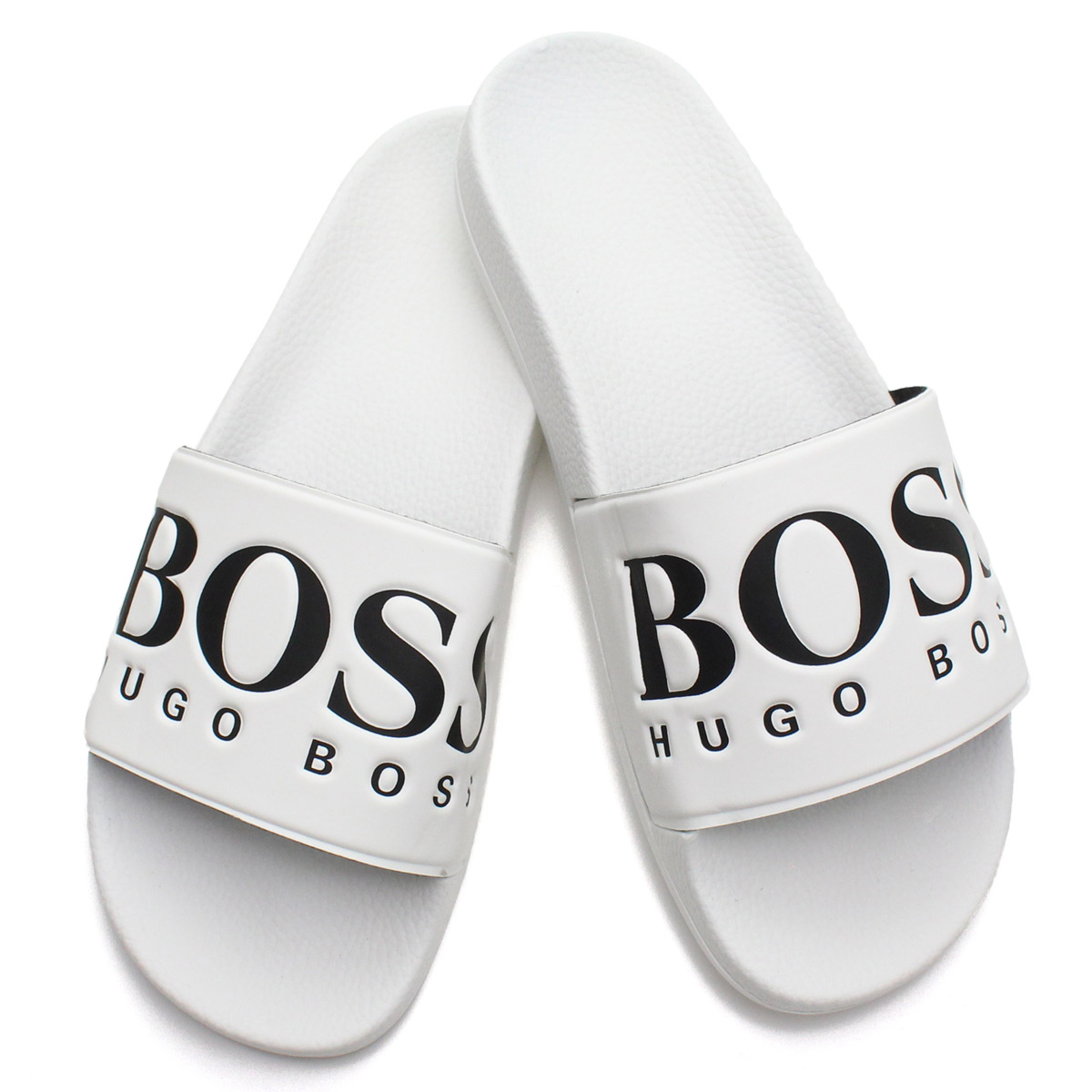19c851878 It is a shower sandal of Hugo Boss. Even a beach and the poolside are sure  to get activity by a synthetic resin with the thickness resisting the water  wet ...