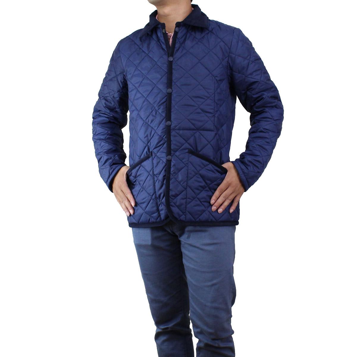 ラベンハム LAVENHAM ラブンスター レイドン メンズ キルティングジャケット RAYDON-M 2018 0039/22056 HARBOUR BLUE ブルー系 メンズ