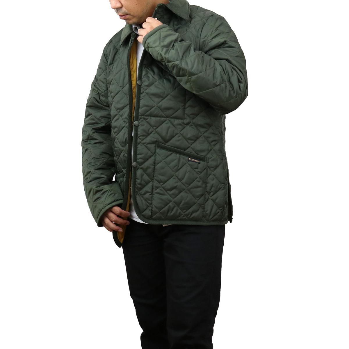 ラベンハム LAVENHAM ラブンスター レイドン メンズ キルティングジャケット RAYDON-M 2018 0046/9902 OLIVE GREEN カーキ メンズ