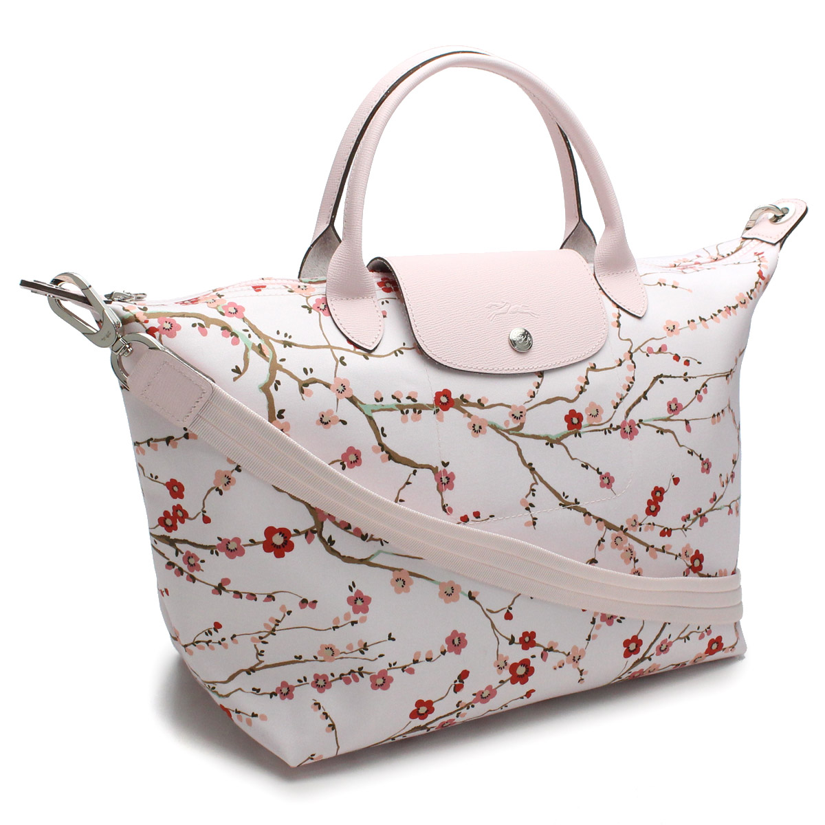 250c40df9 Bighit The total brand wholesale: Longchamp (LONGCHAMP) LE PLIAGE NEO  ファンテジーサクラ 2WAY tote bag 1515 634 A26 pink system, multicolored | Rakuten ...