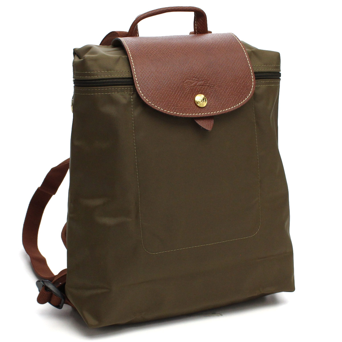 954452cf655 Bighit The total brand wholesale  Longchamp (LONGCHAMP) LE PLIAGE le  プリアージュバックパックリュック 1699 089 A23 green system   Rakuten Global Market
