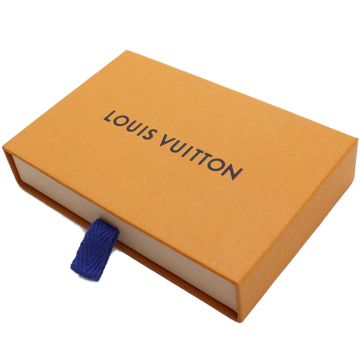ルイ ヴィトン LOUIS VUITTON ブレスレット M63107 シルバー系 ブラック メンズNmnw80