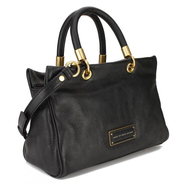 Hit The Total Brand Whole Mark By Jacobs Marc Too Hot To Handle Satchel Handbag M3pe134 80001 Black Taxfree Send