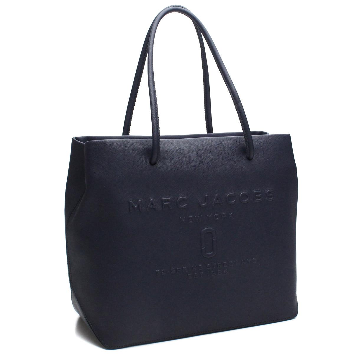 b99bb9713b50 Bighit The total brand wholesale  Mark Jacobs MARC JACOBS bag LOGO SHOPPER  logo shopper tote bag M0011046 415 MIDNIGHT BLUE navy system