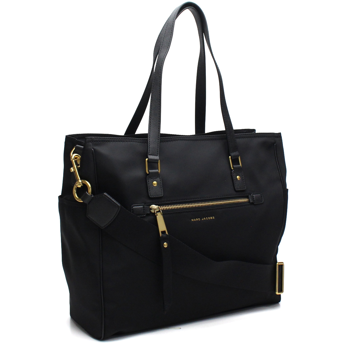 Shoulder Bag for Women On Sale, Black, Nylon, 2017, one size Marc Jacobs