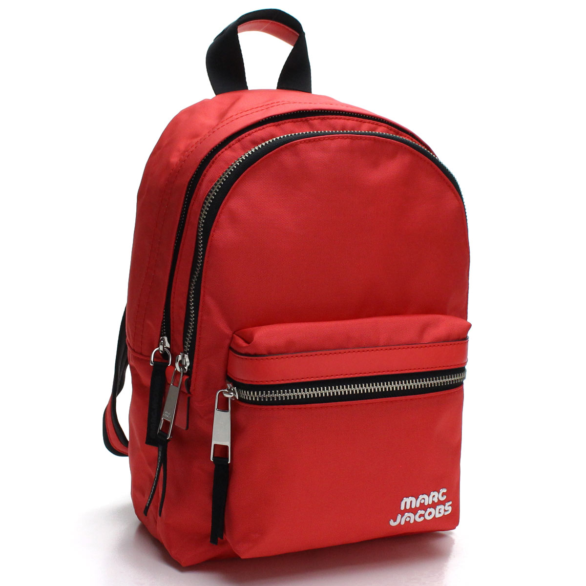7a9d841abb47 Bighit The total brand wholesale  Mark Jacobs MARC JACOBS TREK PACK MEDIUM  BACKPACK medium backpack rucksack M0014031 617 POPPY RED red system