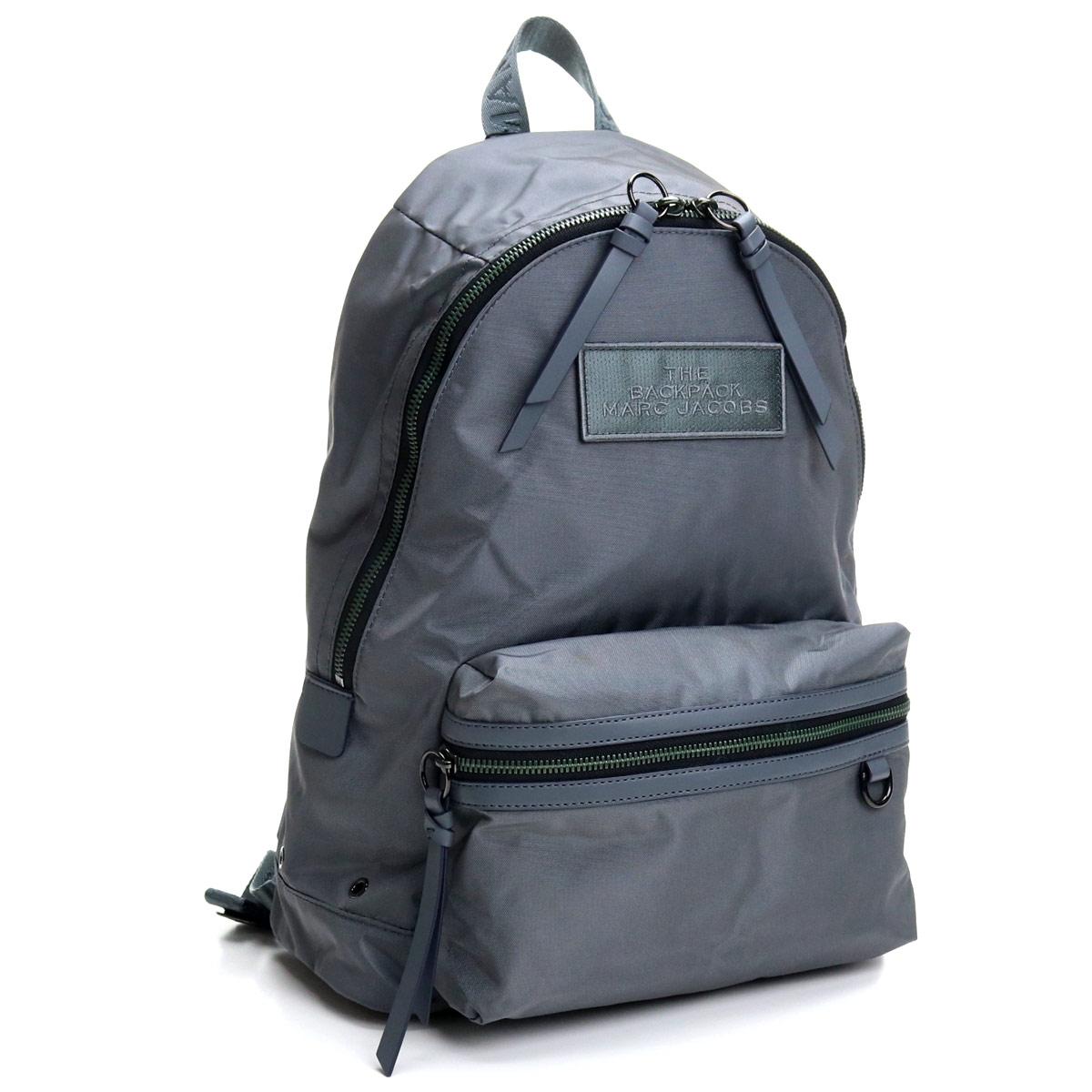 マーク ジェイコブス MARC JACOBS THE DTM Large Backpack リュック バックパック M0015772 021 DARK GREY グレー系 【レディース】