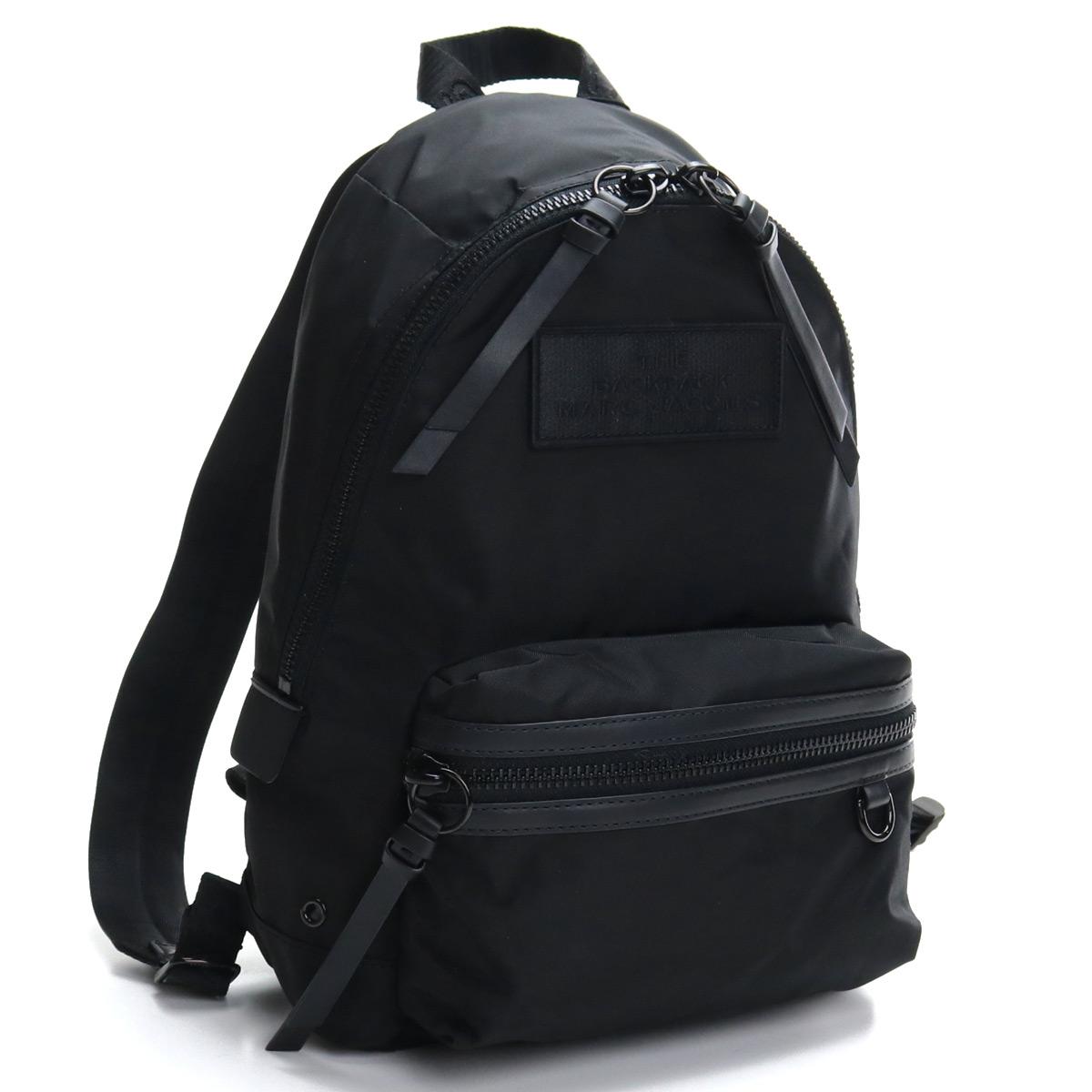 マーク ジェイコブス MARC JACOBS リュック ザ DTM ミディアム バックパック M0016065 001 BLACK ブラック レディース