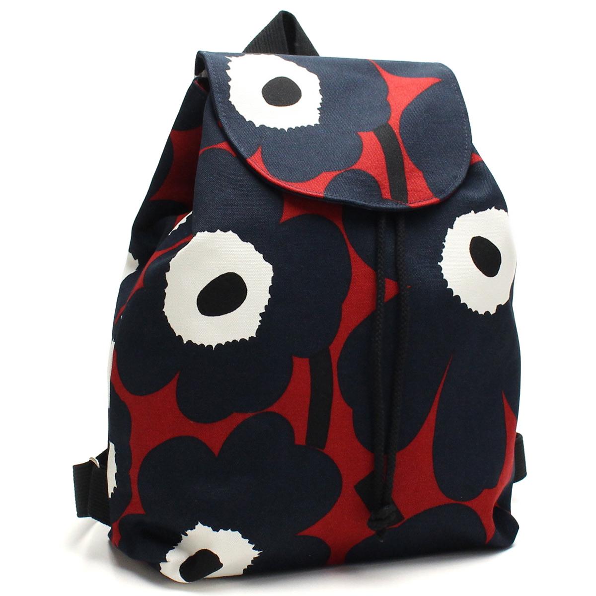 d3c16d9c9c Bighit The total brand wholesale  Marimekko (marimekko) ERIKA UNIKKO  backpack 40967-359( taxfree send by EMS authentic A brand new item )