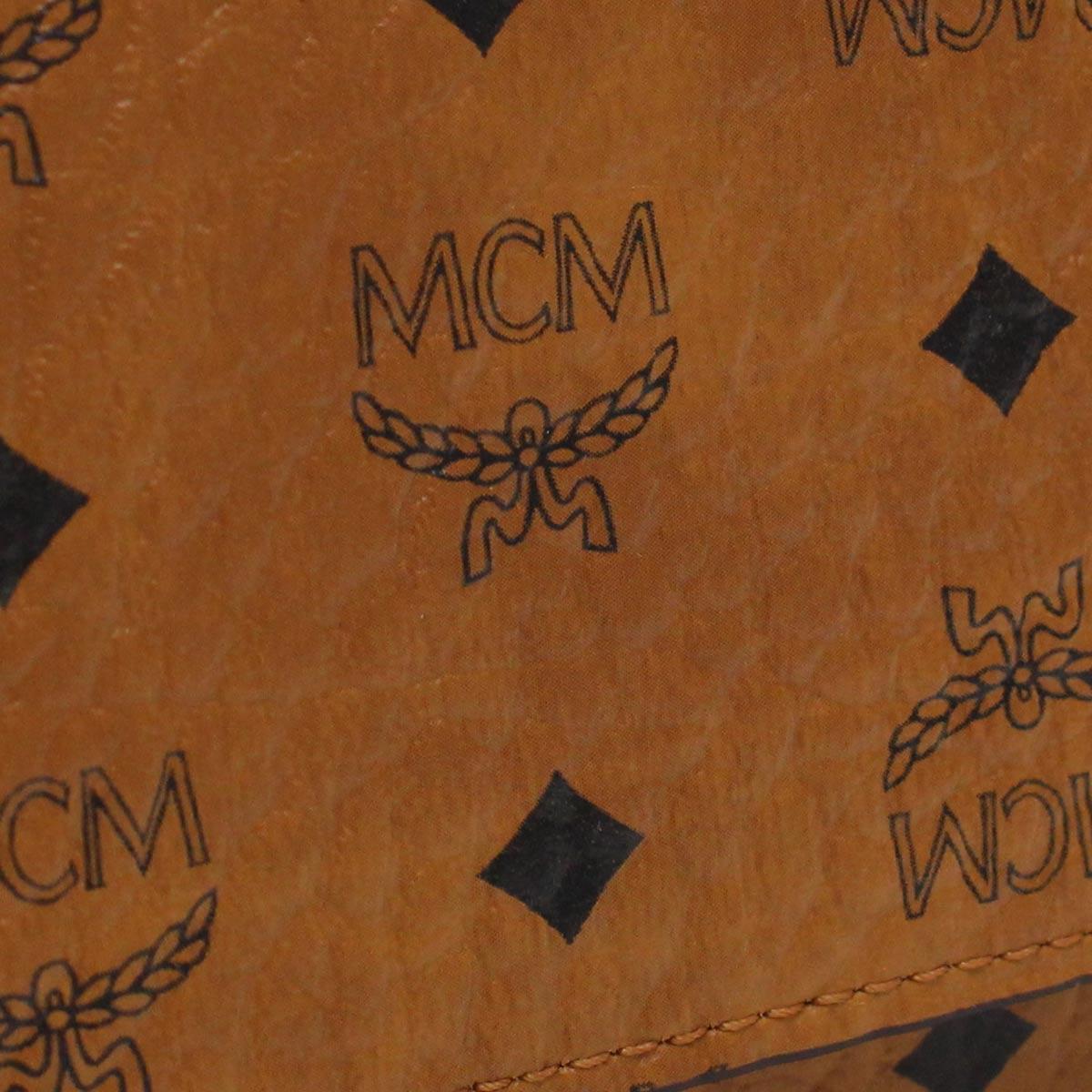 人気の クーポン対象外 エムシーエム Mcm 3つ折り財布 Mym8svi49