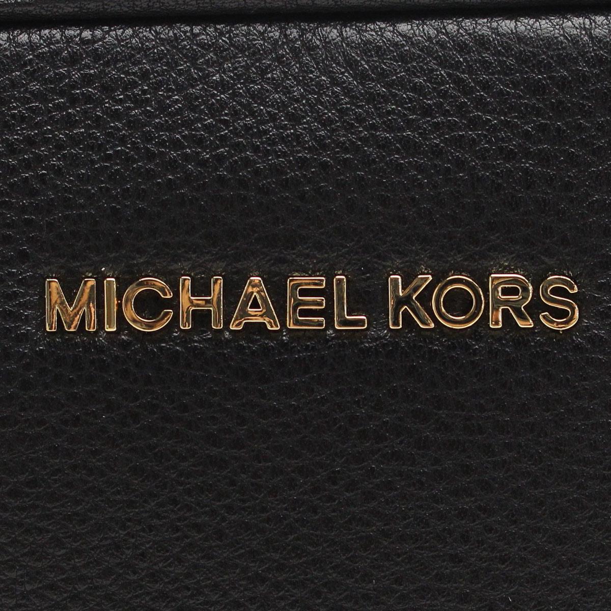 마이클・코스(MICHAEL KORS) BEDFORD경사째하는 도중 숄더백 32 F5GBFC3L BLACK 블랙