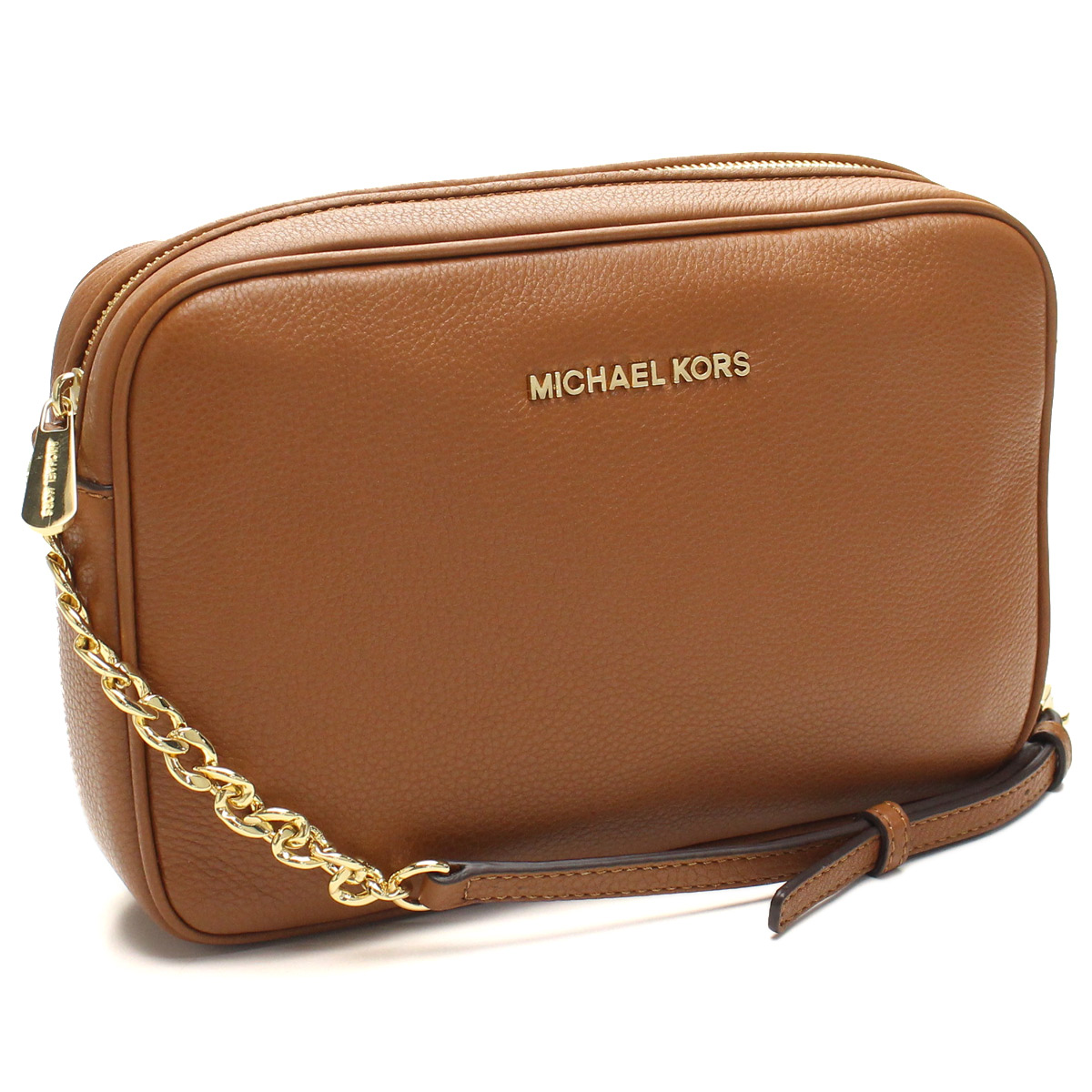 9c6a5a1e3 Bighit The total brand wholesale: Michael Kors (MICHAEL KORS) BEDFORD  diagonal shoulder bag 32F5GBFC3L LUGGAGE Brown( taxfree/send by  EMS/authentic/A brand ...