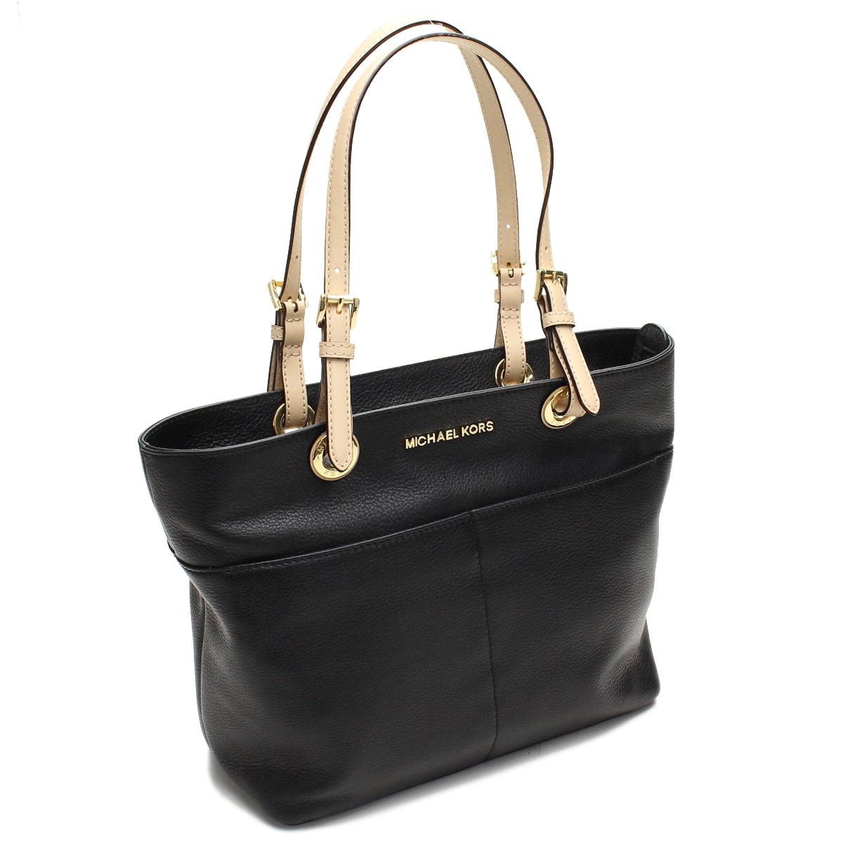 Michael Kors Bedford Tote Bag 30h4gbft6l Black Taxfree Send By Ems Authentic A Brand New Item Rakuten Global Market