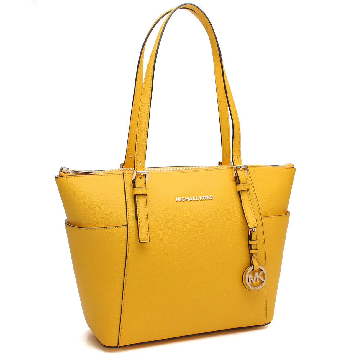 89cc3cfe50c5 Bighit The total brand wholesale: Michael Kors (MICHAEL KORS) JET SET ITEM  jet set item tote bag 30F2GTTT8L SUNFLOWER yellow | Rakuten Global Market