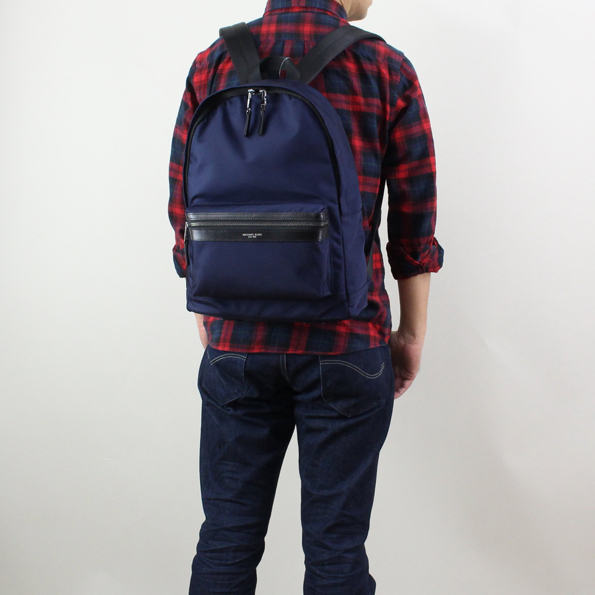 a5287c728dbe06 A men's lady's all-around backpack available together! A casual design  using lightweight nylon. The functionality is outstanding with  large-capacity storage ...