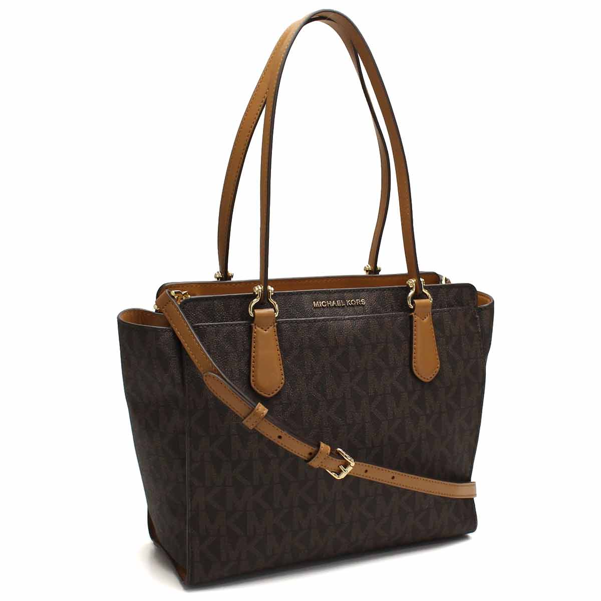 81a366abe25c50 Bighit The total brand wholesale: Michael Kors (MICHAEL KORS) TAMMY tote bag  30F6GTWT2B BROWN Brown( taxfree/send by EMS/authentic/A brand new item ) ...