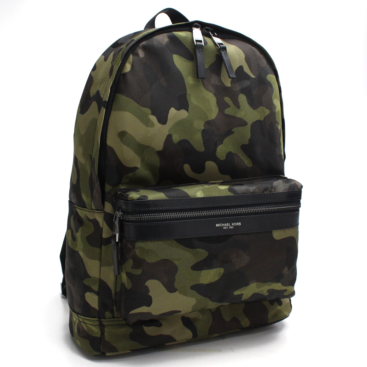 6d5ce9fa66e4 Bighit The total brand wholesale: Michael Kors MICHAEL KORS rucksack KENT  Kent camouflage nylon bag pack 33F7LKNB2R MILITARY multicolored | Rakuten  Global ...