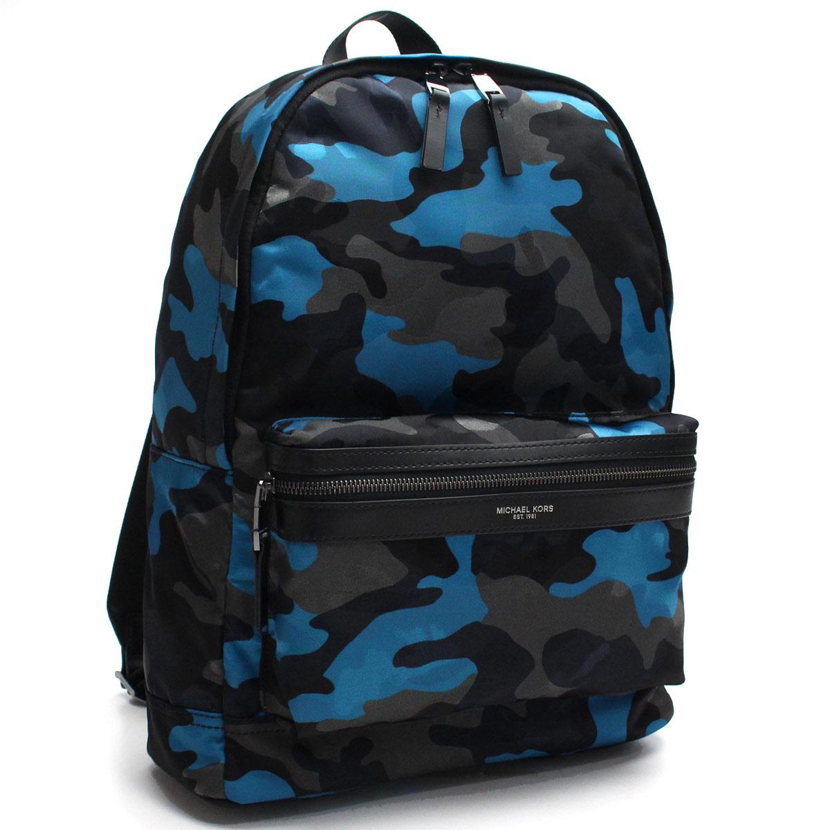 e5be826c595c Bighit The total brand wholesale: Michael Kors MICHAEL KORS rucksack KENT  Kent blue camouflage backpack 33F7LKNB2R MIDNIGHT multicolored | Rakuten  Global ...