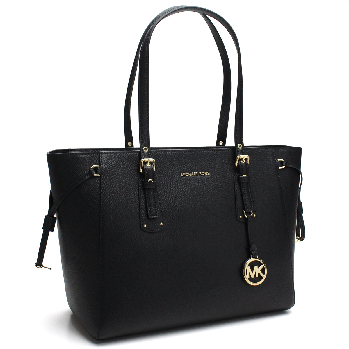 Michael Kors Bag Voyager Tote 30h7gv6t8l Black