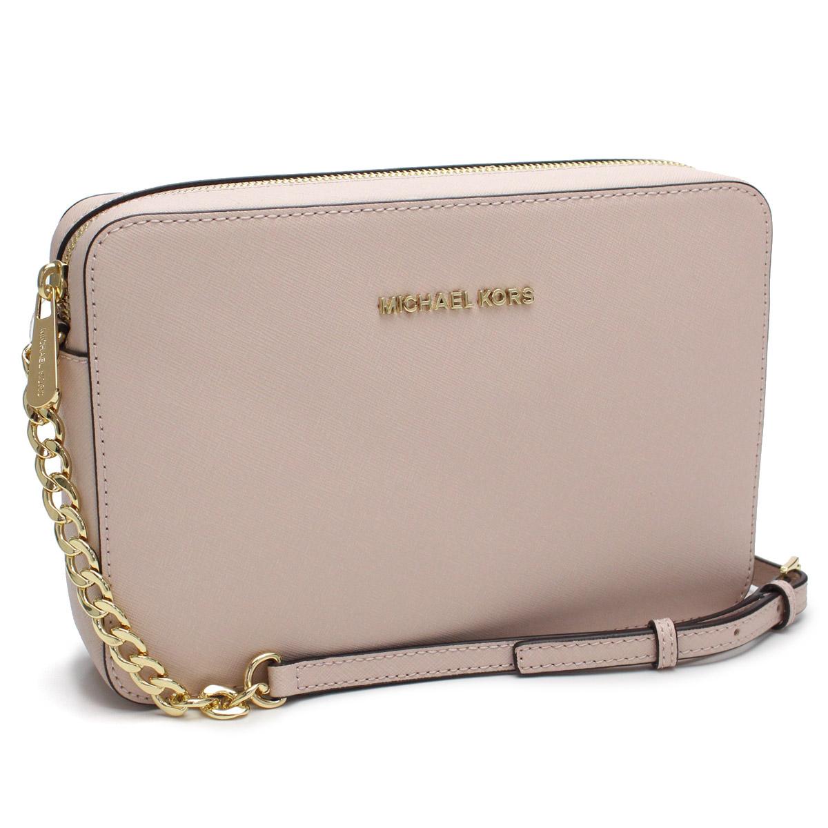 be55656a4828 Bighit The total brand wholesale  Take Michael Kors (MICHAEL KORS) slant   shoulder bag 32S4GTVC3L SOFT PINK pink system