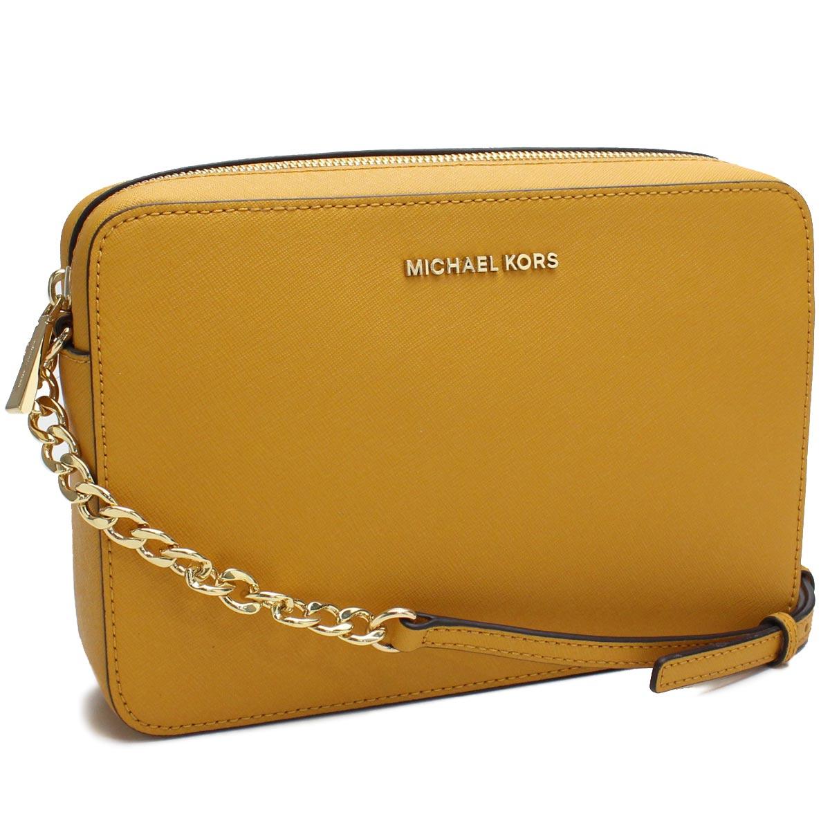 d06a14cd1657 Bighit The total brand wholesale  Take Michael Kors (MICHAEL KORS)  CROSSBODIES slant  shoulder bag 32S4GTVC3L MARIGOLD yellow