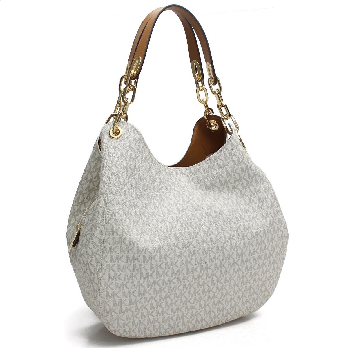 1ad3f88644cc8b Bighit The total brand wholesale: Michael Kors MICHAEL KORS FULTON Fulton  tote bag 30S7GFTL3B VANILLA white system | Rakuten Global Market
