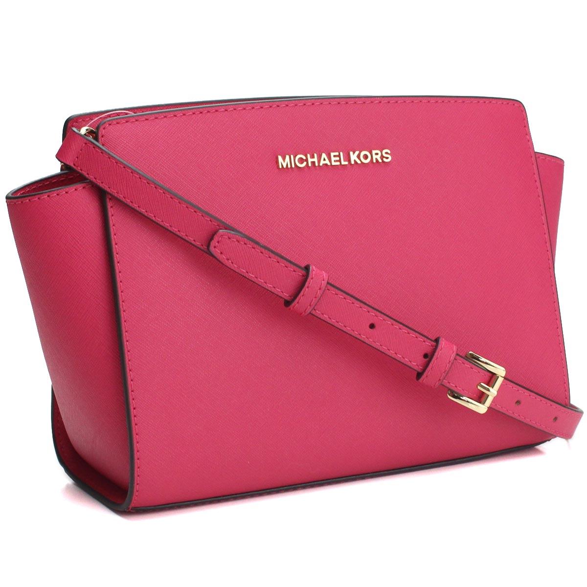 586af8783981 Bighit The total brand wholesale  Take Michael Kors MICHAEL KORS SELMA  Selma slant  shoulder bag 30T3GLMM2L ULTRA PINK pink system