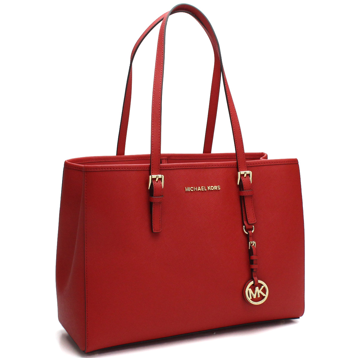 9b3f63a3880055 Bighit The total brand wholesale: Michael Kors (MICHAEL KORS) JET SET  TRAVEL jet set travel tote bag 30T3GTVT7L BRIGHT RED red system | Rakuten  Global ...
