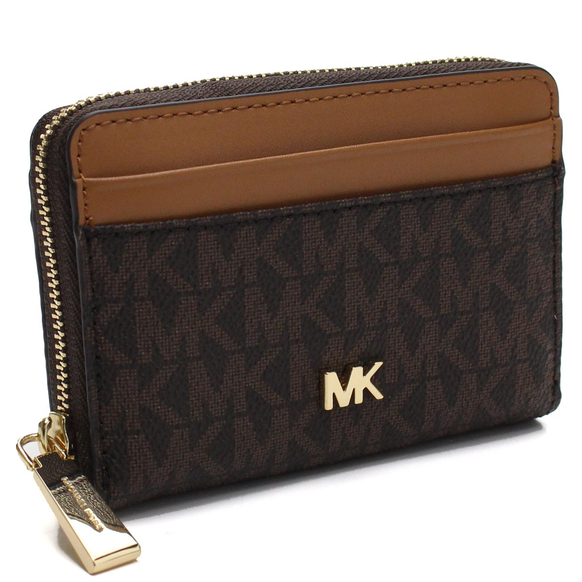 0f6e7fbace4b Bighit The total brand wholesale  Michael Kors MICHAEL KORS MONEY PIECES  coin purse 32F8GF6Z1B 252 BRN ACORN brown system