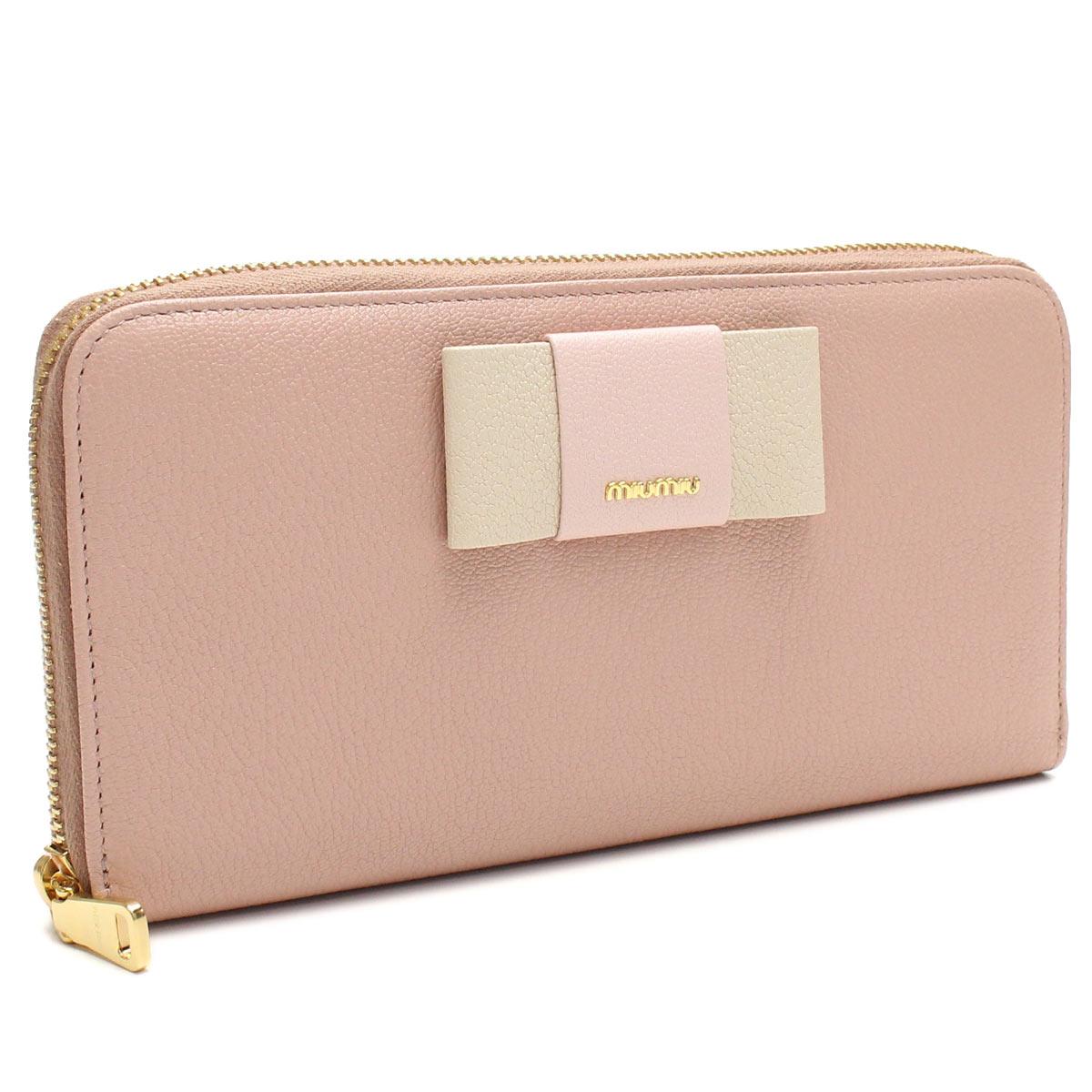 Miu Miu Zip Wallet