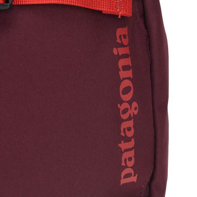 Patagonia(Patagonia) ATOM SLING 보디 가방 48260 DKCT ALL 레드계