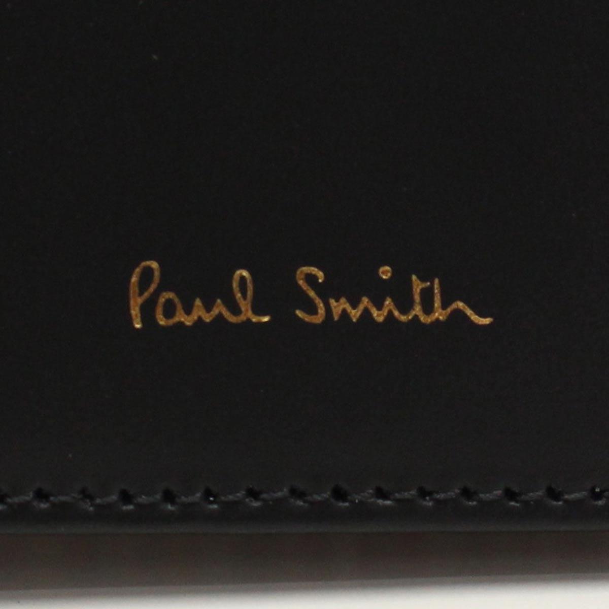 폴 스미스 (Paul Smith) 명함 집 ARPC4776 W761 B 블랙