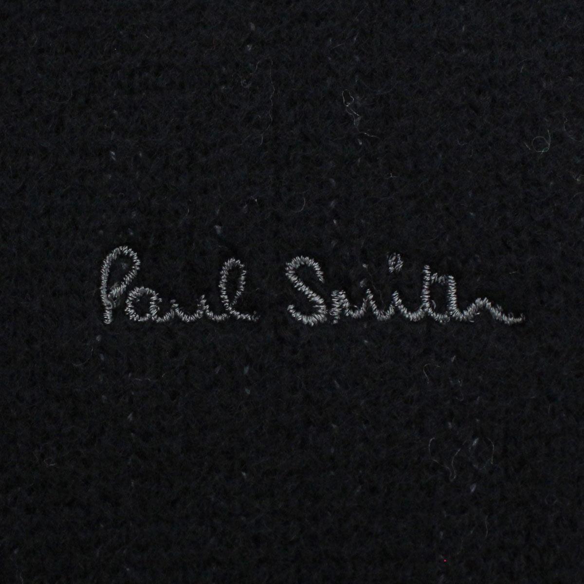 ポール スミス Paul Smith マルチストライプ マフラー M1A811E AS10 79 ブラック マルチカラー メンズキャッシュレス 5% 還元PkuXZOiT