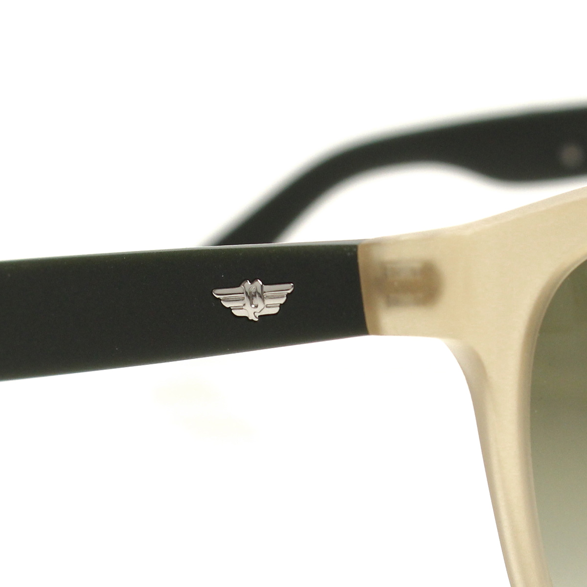 Polis (POLICE) sunglasses S1859G-858M clear beige( taxfree/send by EMS/authentic/A brand new item )