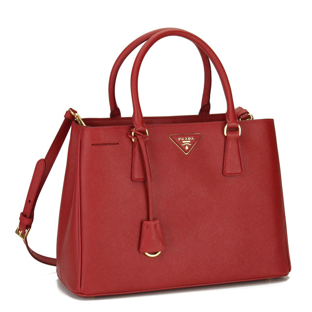 e74f261a25f0 Bighit The total brand wholesale: Prada (PRADA) tote bag BN1874-NZV-F068Z  FUOCO red series( taxfree/send by EMS/authentic/A brand new item ) |  Rakuten ...