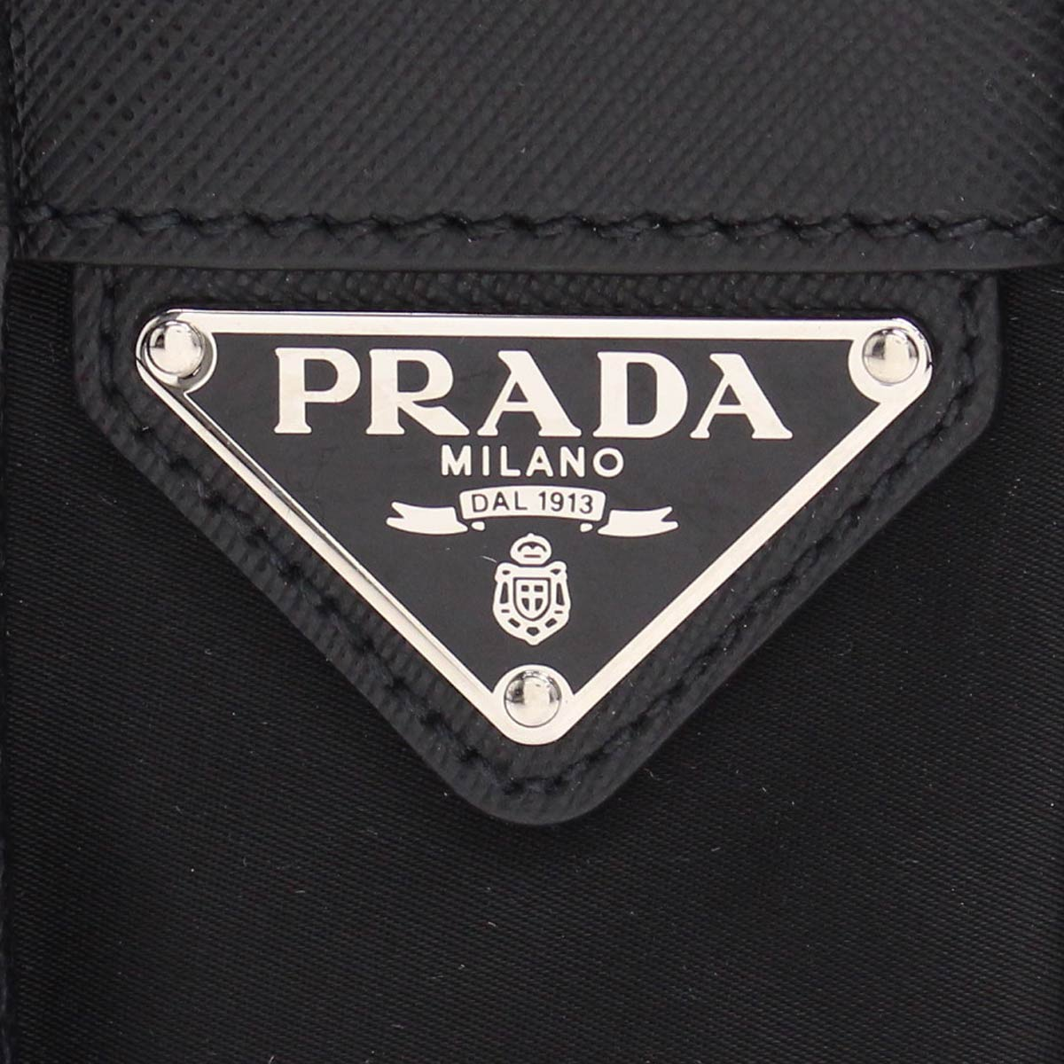 프라다 (PRADA) 기울기 하는 도중 숄더백 2VD951 64 F0002 NERO 블랙