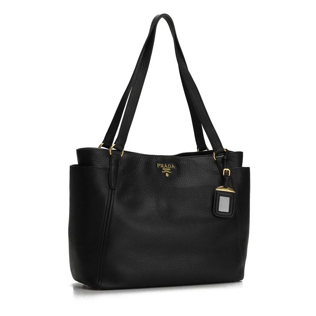 Bighit The total brand wholesale  Prada outlet PRADA (OUTLET) tote bag  BR4970-O-UWL-F0002 NERO black( taxfree send by EMS authentic A brand new  item ) ... d1f35f6a8e431