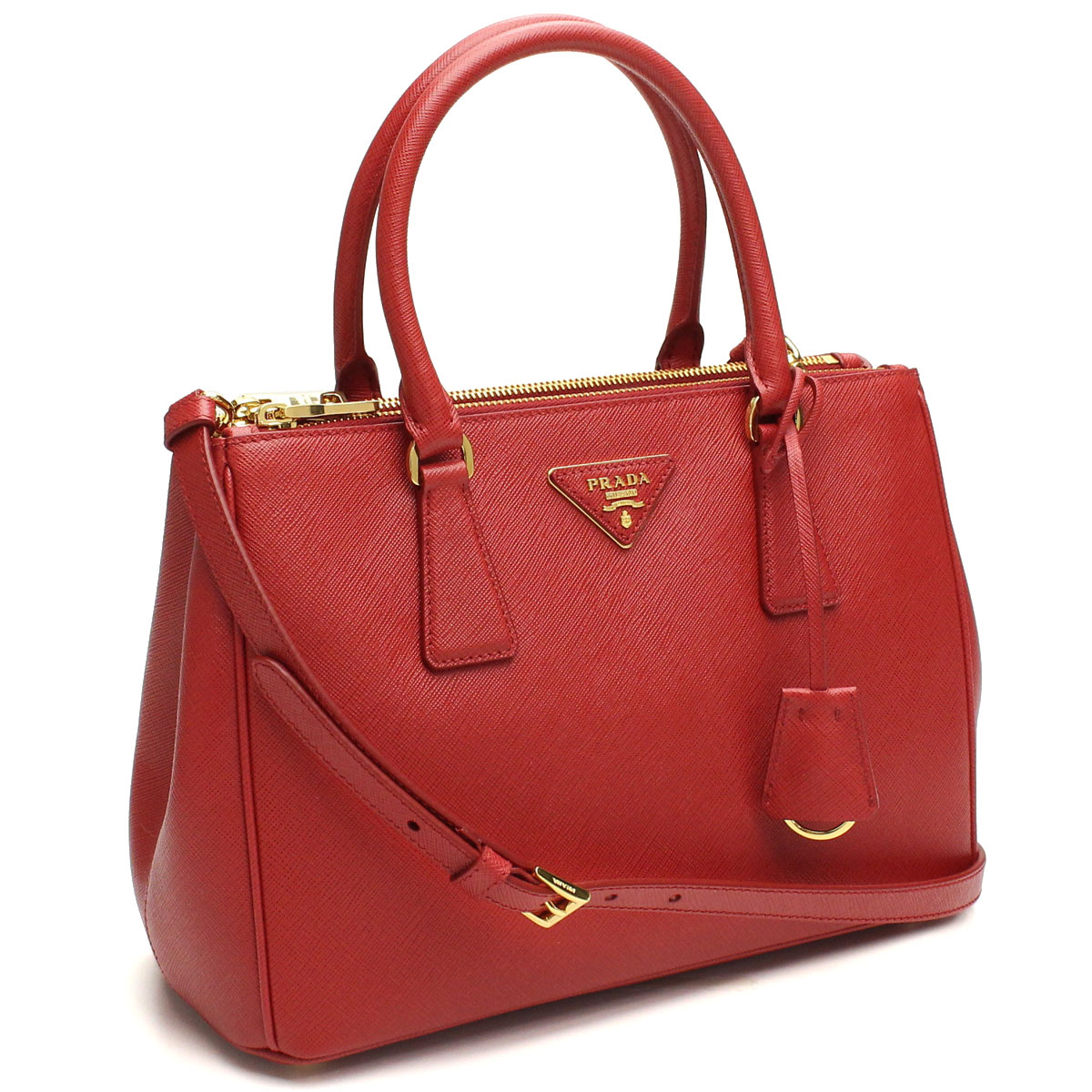 4c719360d38585 Bighit The total brand wholesale: Prada (PRADA) tote bag NZV-F068Z FUOCO  red series( taxfree/send by EMS/authentic/A brand new item ) | Rakuten  Global ...
