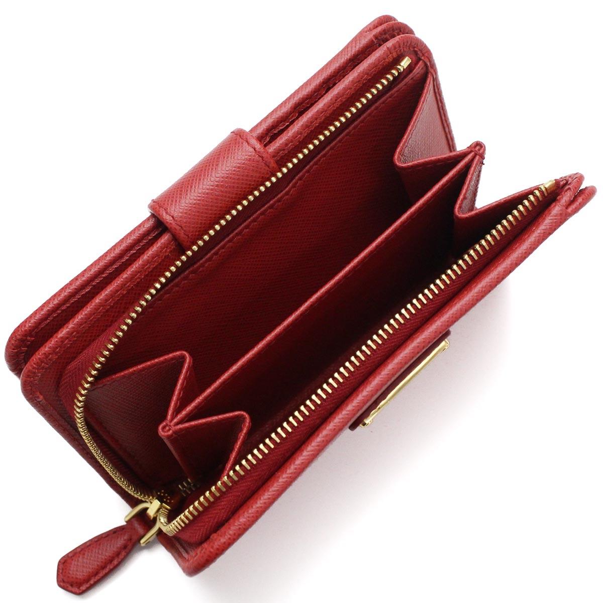 2184182610346 Bighit The total brand wholesale  Prada PRADA wallet folio compact ...