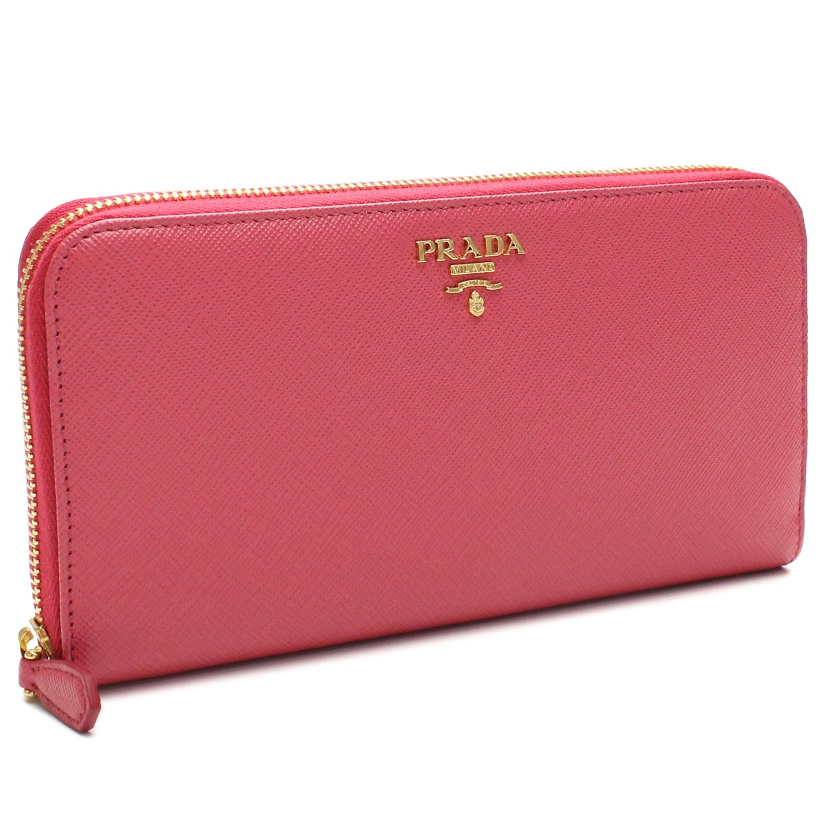 4258cf60e665cc Bighit The total brand wholesale: Prada (PRADA) wallet large zip around  1ML506 QWA F 0505 PEONIA pink( taxfree/send by EMS/authentic/A brand new  item ) ...