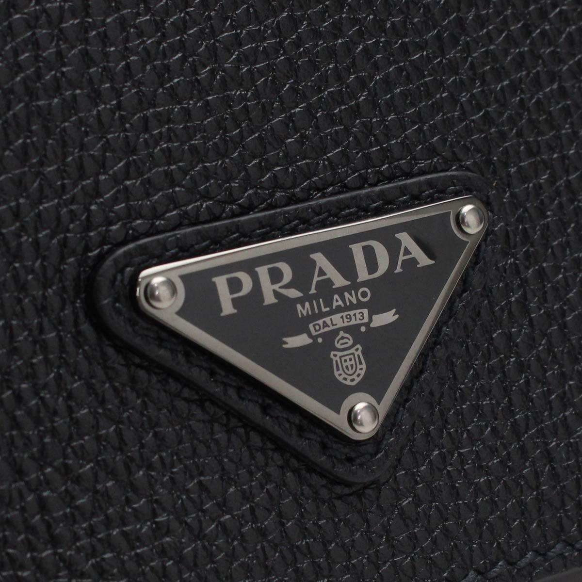 프라다(PRADA) 클러치 가방 2 VF001 2 EYT V OOX F0002 NERO 블랙